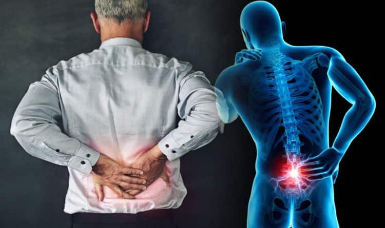 下背腰痠背痛怎麼自救?